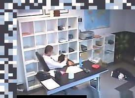 office sex hidden cam